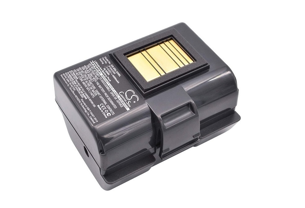Zebra Replacement Rechargeable Battery 3250mAh For ZQ610 ZQ620 Printers BTRY-MPP-34MA1-01