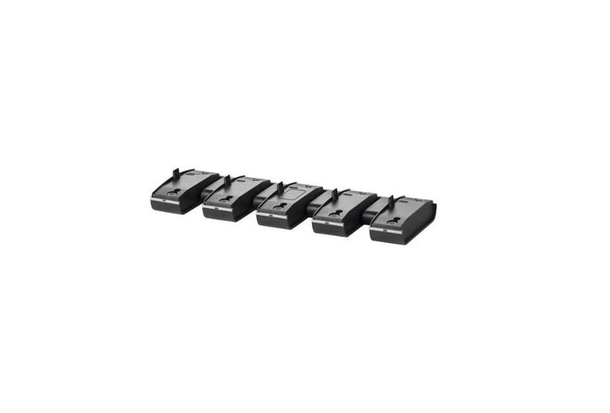 Plantronics 5-Bay Cradle Savi Charge Base For 5 Units For Savi 700 84609-01