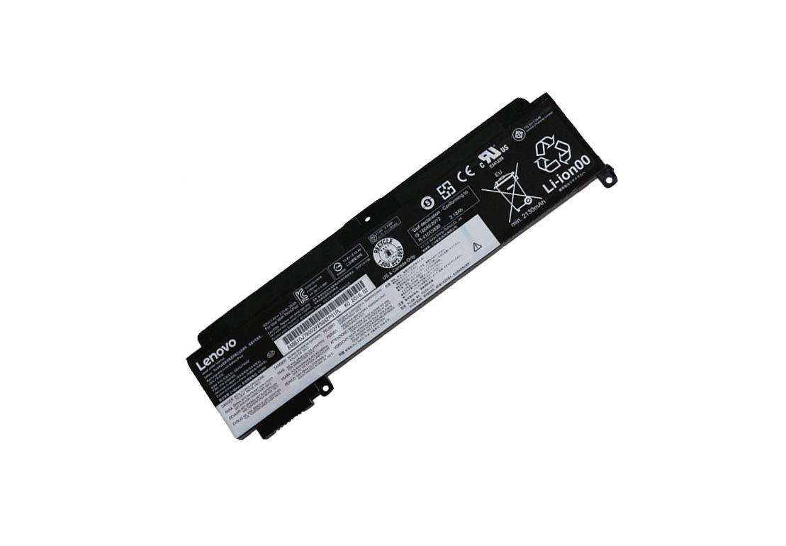 26Wh Genuine Lenovo 11.4V 2.31Ah Battery Raplacement For Think Pad T460S T470s 01AV405
