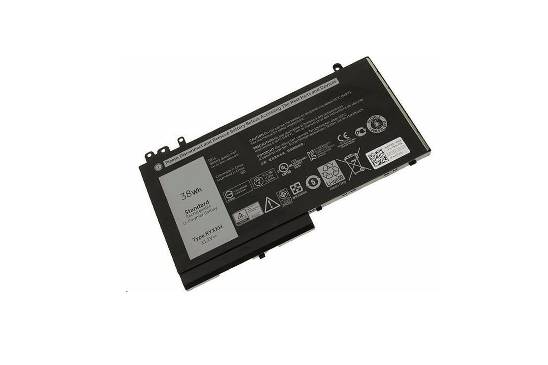 Battery Technology Bti 38Wh For Dell Latitude E5250 Series DL-E5250-OE