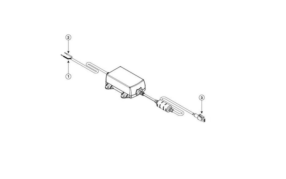 Cisco 20Watt Power DC Adapter 12V PWR1-20W-12VDC=