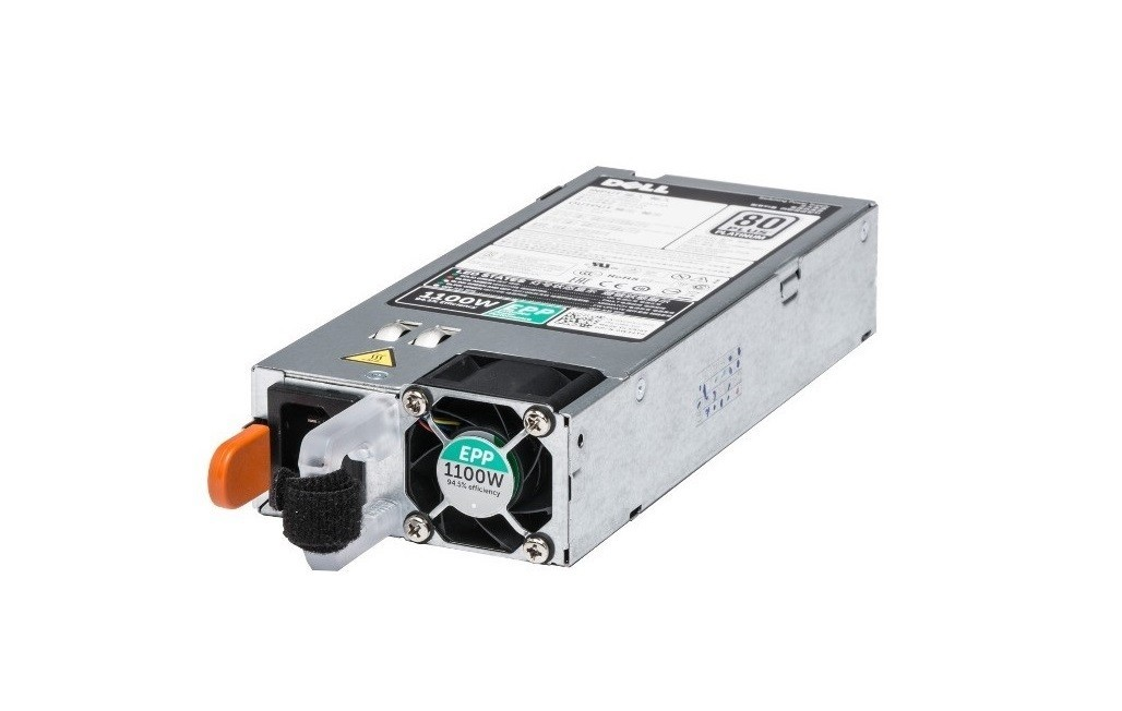 Dell 1100W Hot-Plug Power Supply Poweredge R520 Server 450-ADZC