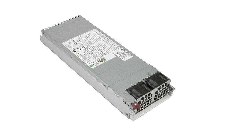 Supermicro 1400W 1U 80 Plus Platinum Redundant Server Power Supply PWS-1K43F-1R