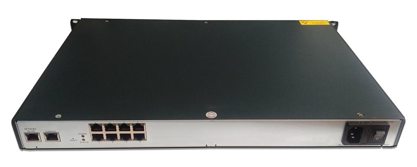 Lantronix EDS8PR 8-Ports Data Center-Grade Evolution Secure Device EDS00812N-01