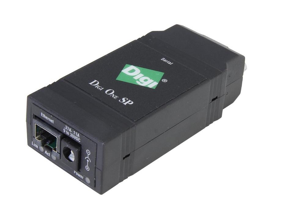 Digi One Sp Device Server 1 X DB-9 RJ45 70001851