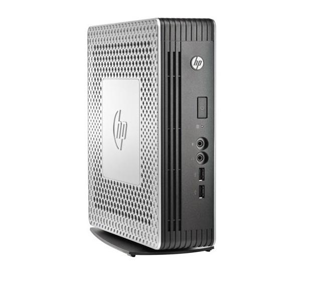 HP T610 Thin CLient AMD T56N 1.65GHz 2GB Ram 1GB Flash OS HP ThinPro DisplayPort DVI H1Y33AT#ABA