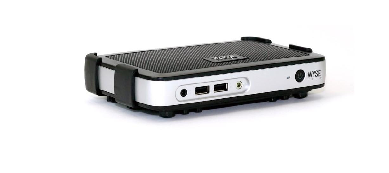Dell Wyse P25 Zero CLient Teradici Tera2321 512MB 32MB Flash DisplayPort DVI 4NH9X.