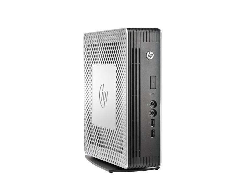 HP T610 Plus Thin CLient AMD T56N 1.65GHz 2GB 1GB Flash OS HP ThinPro DP DVI H1Y33AA#ABA Radeon HD6320