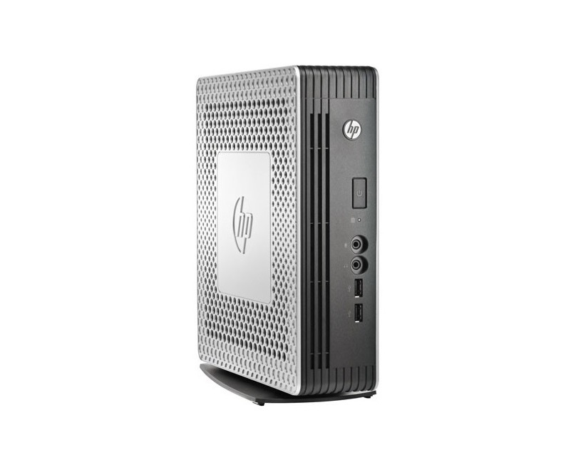 HP T610 Plus Thin CLient AMD T56N 1.65GHz 2GB 1GB Flash OS HP ThinPro DP DVI H1Y33AA#ABA