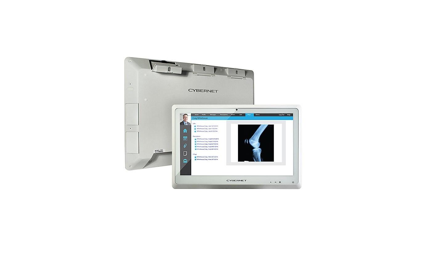 22 Cybernet MEDNB22C-AH4409 i5-6200U 8GB 250GB W7Pro Medical Computer