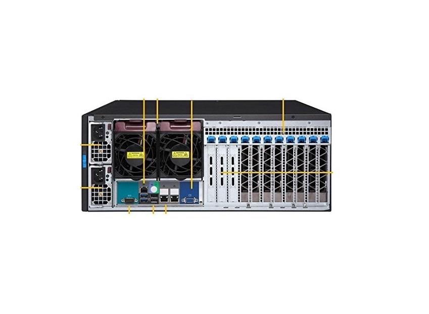 SuperMicro SuperWorkstation Server Barebone 4U Chassis Tower SYS-7049GP-TRT