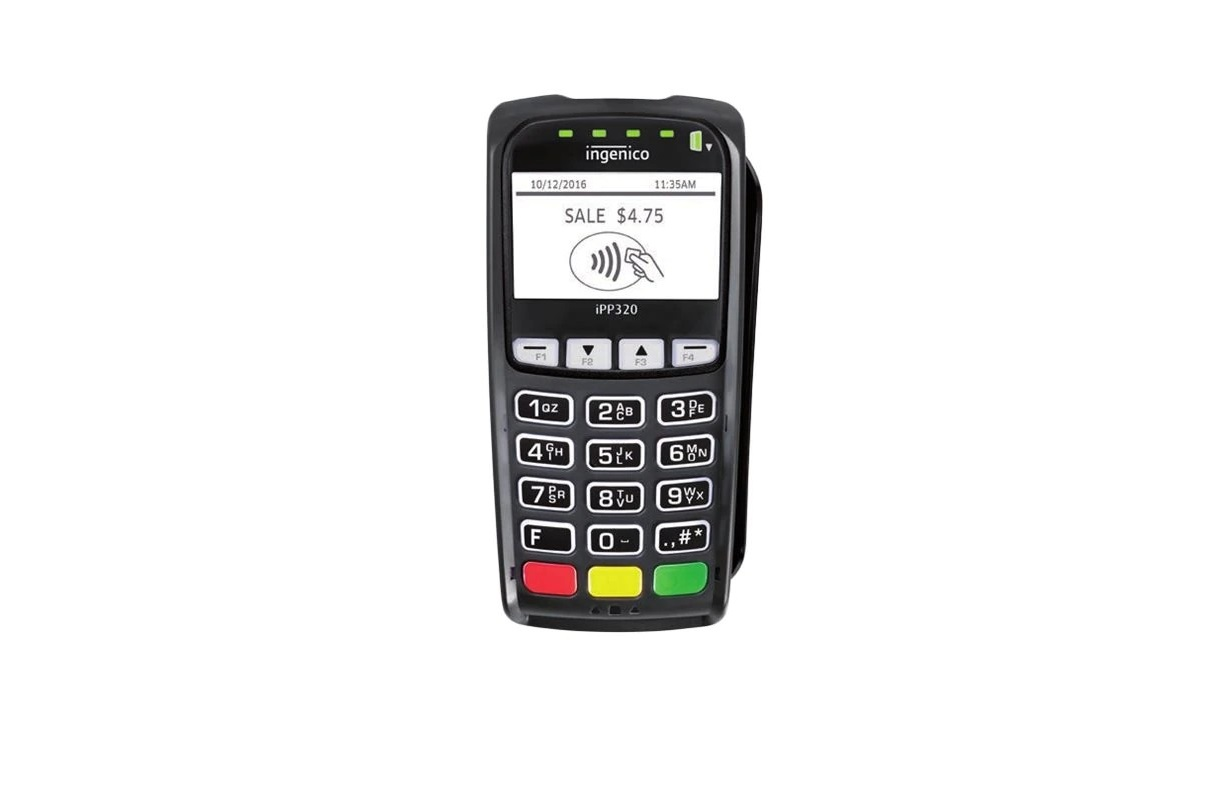 Ingenico iPP320 Smart Payment Terminal IPP320-31P3495A