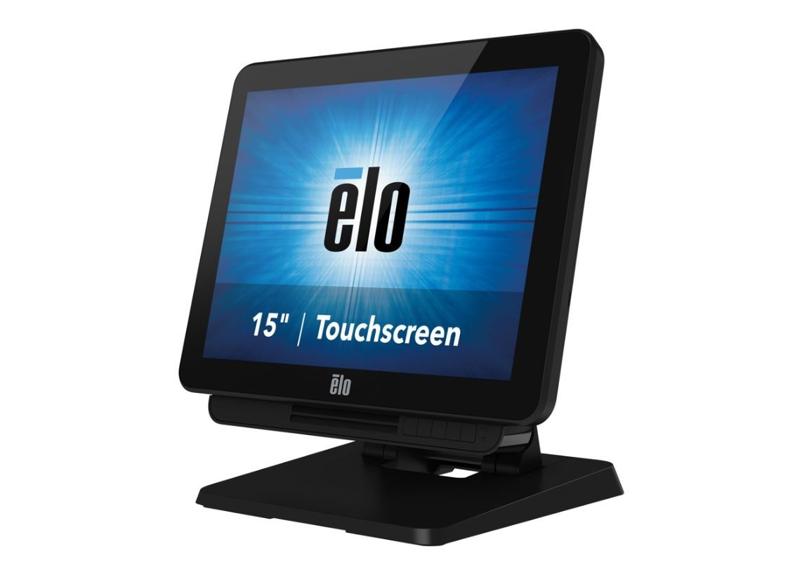ELO E517231 Intel Core i3-6100TE 2.7GHz 4GB 128GB Win7 Touch 15 TouchScreen Windows 7 Pro AiO E517231