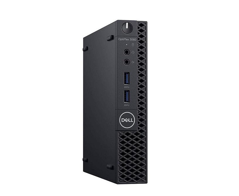 Dell Optiplex 3060 Intel Core i3-8100T 3.1GHz 4GB 500GB Windows 10 Pro WMT3D Micro Desktop