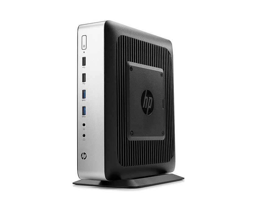 HP T730 AMD RX-427BB 2.7GHz 8GB 16GB Flash HP ThinPro OS Tower Thin CLient 4FH67UT#ABA