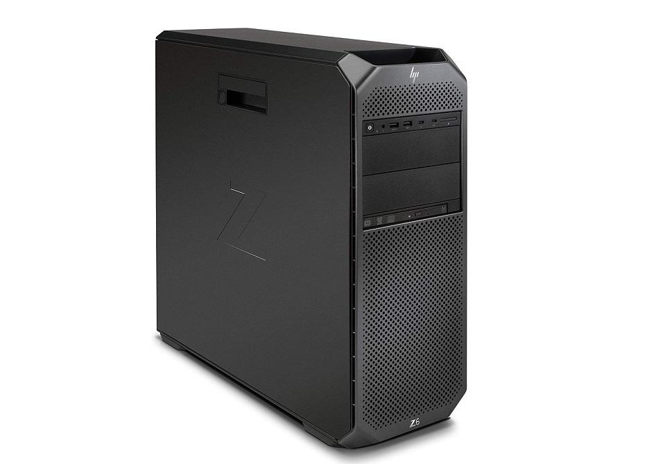 HP Z6 G4 Intel Xeon Silver 4114 2.2GHz 16GB 256GB SSD DVDRW No Graphics W10 Pro 1WU31UT#ABA 4U Mini Tower Workstation