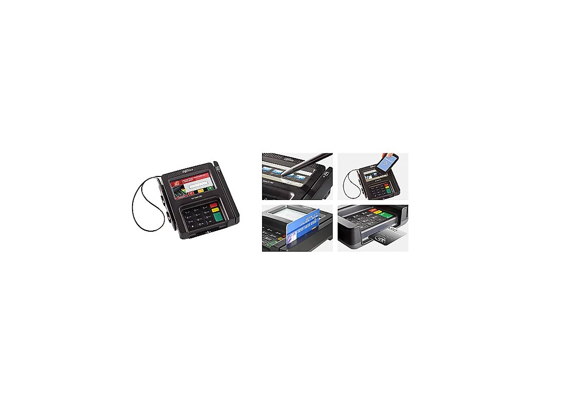 Ingenico Isc Touch 250 Contactless Smart Payment Terminal ISC250-USBLU84A