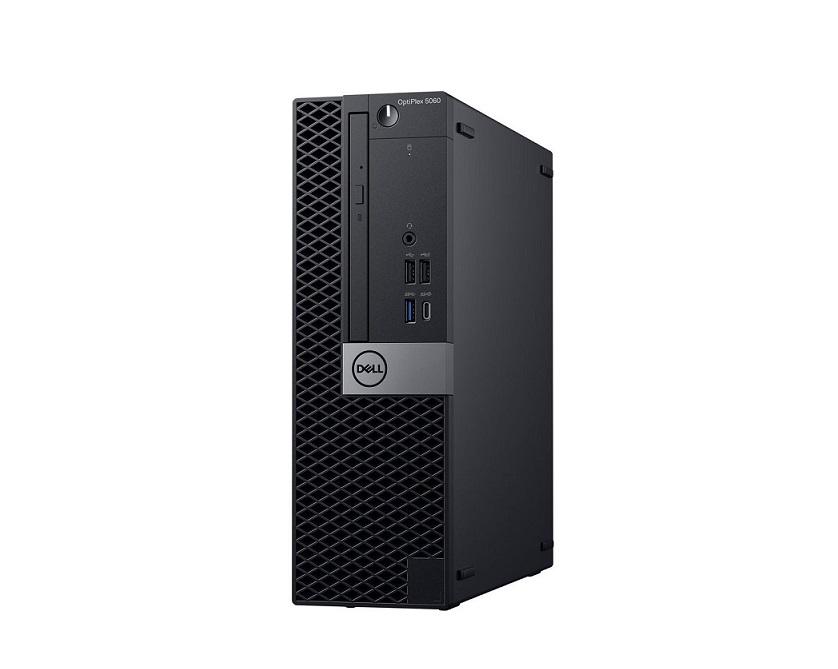 Dell OptiPlex 5060 Intel Core i7-8700 3.2GHz 8GB 256GB DVDRW Windows 10 Pro SFF PC D5HVN