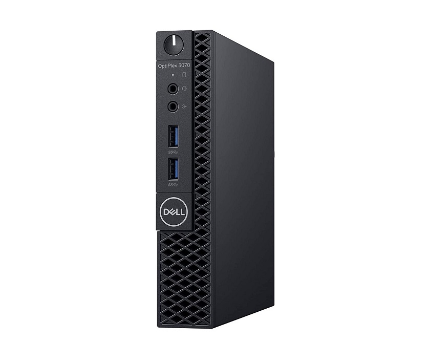 Dell OptiPlex 3070 Intel Core i5-8500T 2.1GHz 8GB 500GB Wi-Fi Windows 10 Pro MFF Desktop YPG3G