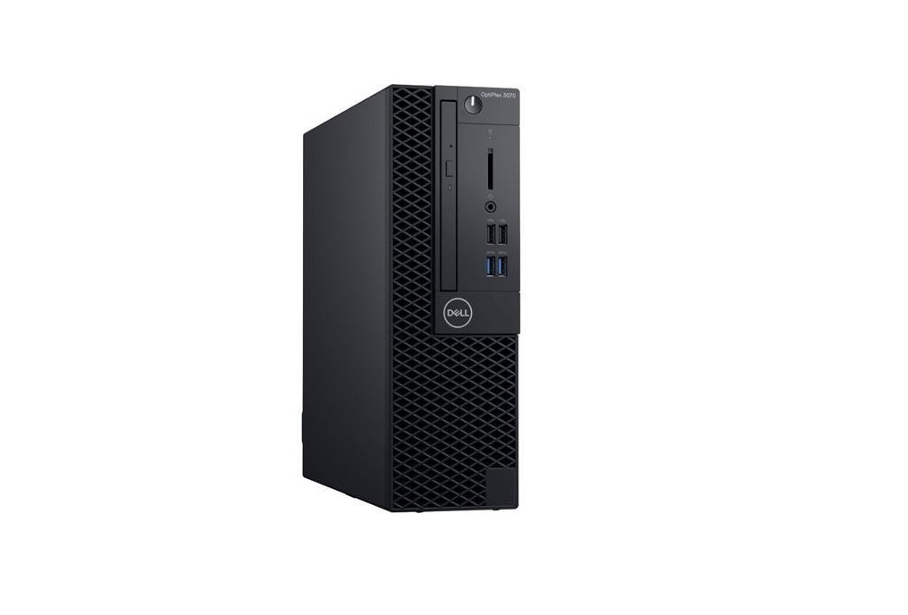 Dell Optiplex 3070 Intel Core i5-9500 3.0GHz 8GB 128GB Dvdrw Sff Windows 10 Pro 7F7DW