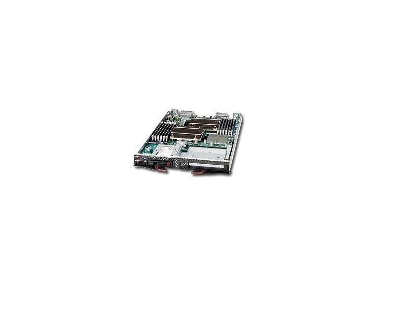 Supermicro Intel C602 Chipset DDR3 Dual Socket R Lga 2011 Blade Server Barebone Black SBI-7127R-SH