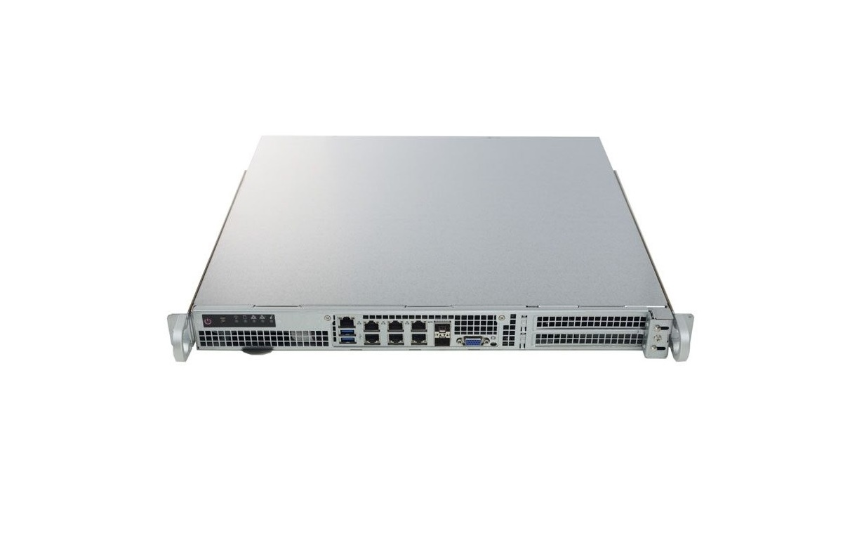 Supermicro Superserver 1018D-FRN8T Intel Xeon D-1587 Up To 128GB Ecc Memory 400W Server SYS-1018D-FRN8T