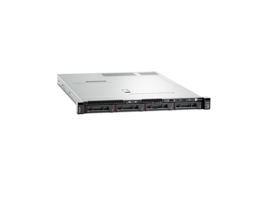 Lenovo Thinksystem SR530 Server 1x Intel Xeon Bronze 3106 1.7GHz 16GB (No Hdd Os) 4-Bays P/S 750W 7X08A04FNA