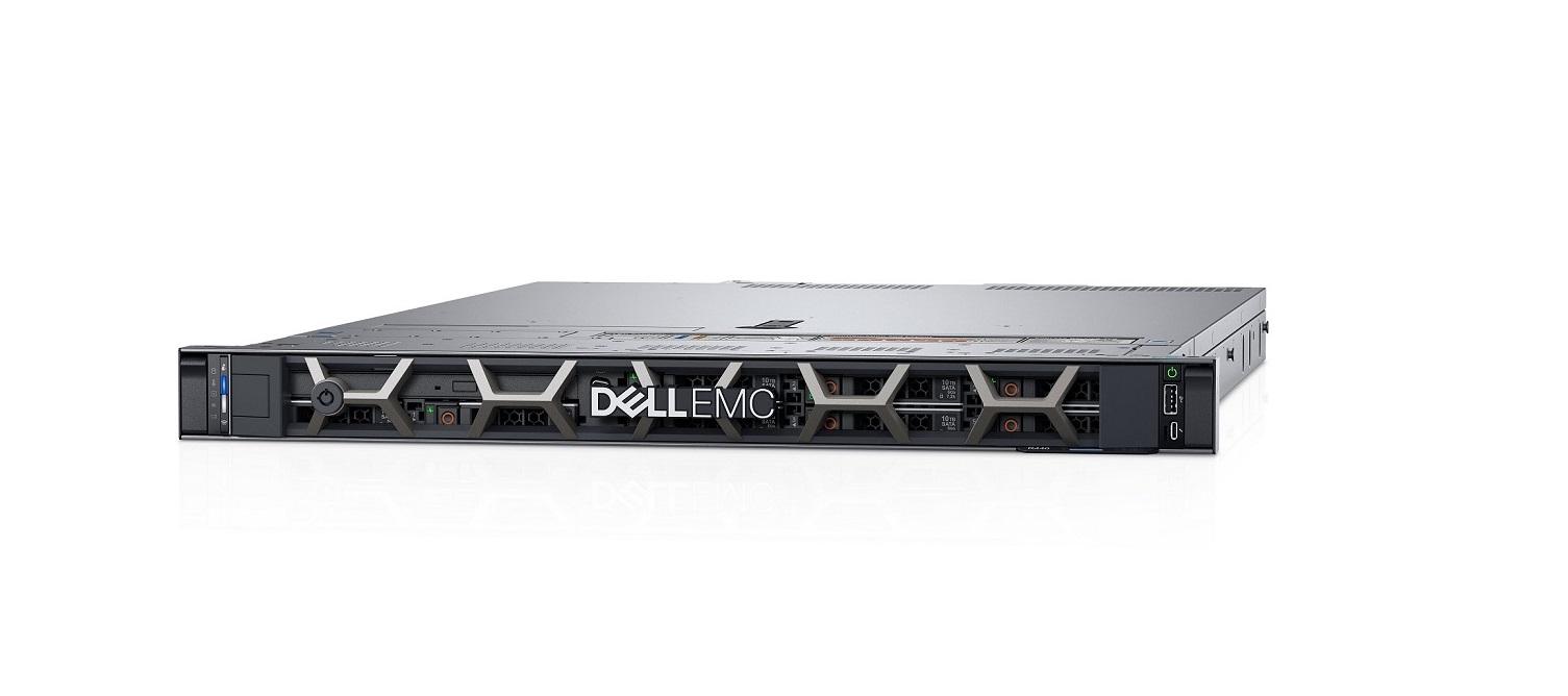 Dell Poweredge R440 1x Intel Xeon 4110 2.10GHz 16GB 8TB (2x4TB) No Os 2x 550W Rack-Mount Server 210-ALZE