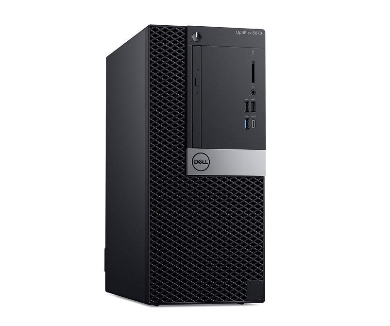 Dell OptiPlex 5070 Intel Core i7-9700 3.0GHz 16GB 1TB Ssd m2 Dvdrw Windows 10 Pro Mt Tower OPTIPLEX-5070