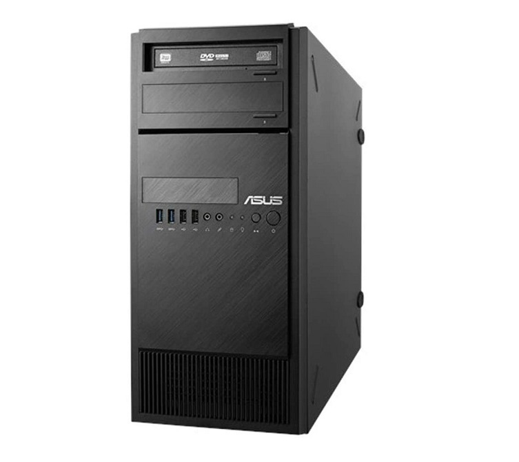 Asus ESC700 G4 Intel C422 Chipset 1x Socket LGA2066 (No CPU No Ram No DVD-RW) Tower Barebone System ESC700G4