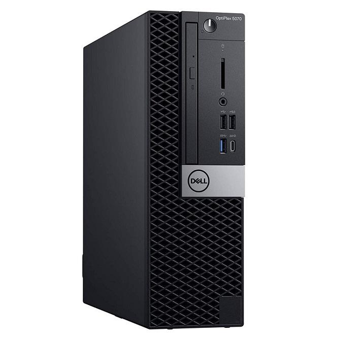 Dell Optiplex 5070 Intel Core i5-9500 3.0GHz 8GB 1TB Dvdrw Windows 10 Pro Sff GK0X8