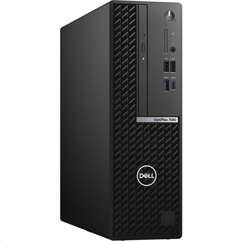 Dell Optiplex 7080 Intel Core i5-10500 3.1GHz 16GB 256GB Dvd W10P Sff Pc YV5JV