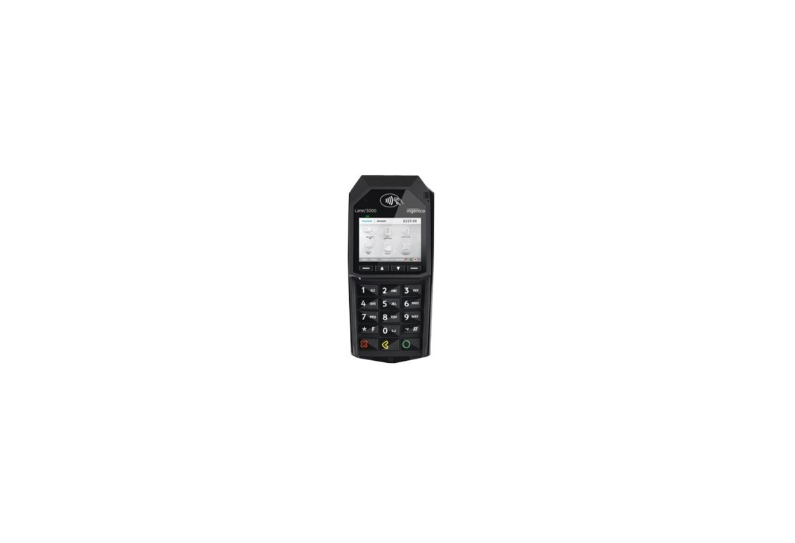 Ingenico Lane 3000 Payment Terminal Only LAN300-USSCN01A