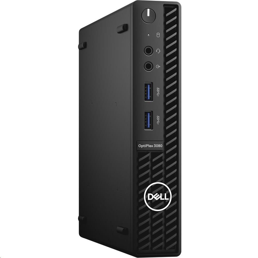 Dell Optiplex 3080 Intel Core i5-10500T 2.3GHz 8GB 256GB W10P Mff Pc Rhdrd