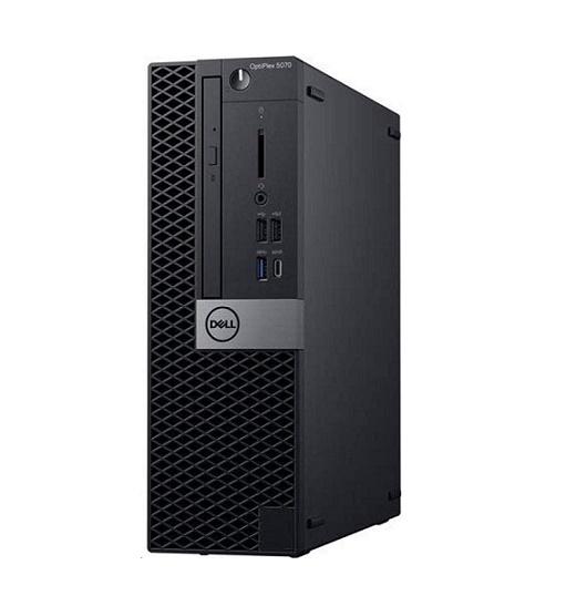 Dell Optiplex 5070 Intel Core i5-9500 3.0GHz 8GB 500GB Dvdrw Windows 10 Pro Sff PY3CN