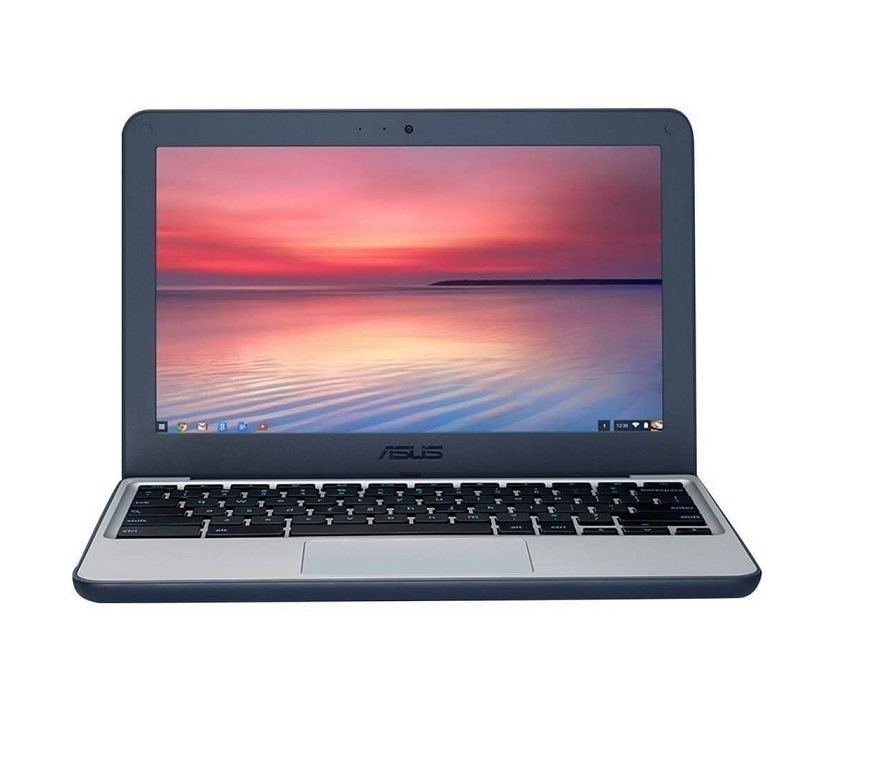 Asus Chromebook C202S Intel Celeron N3060 1.6GHz 4GB 16GB SSD WebCam 11.6 Chrome OS C202SA-YS02-GR