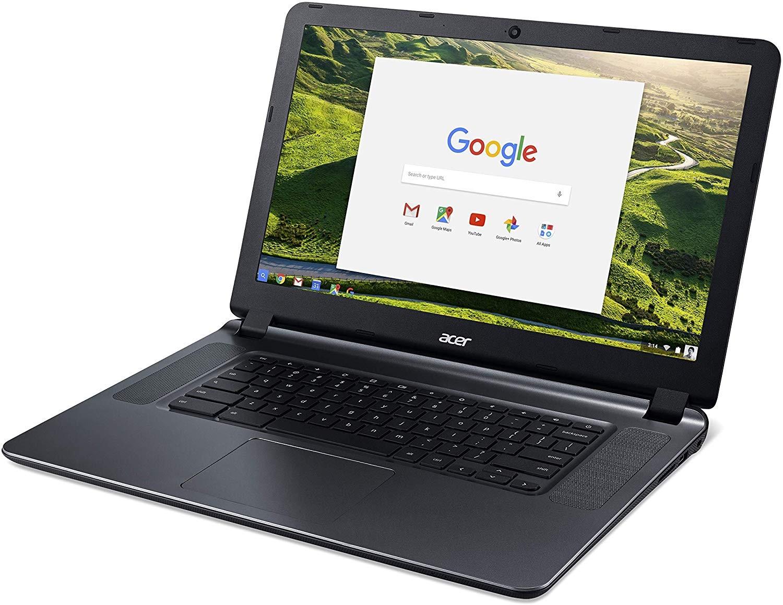 Acer Chromebook CB3-532-C42P Intel Celeron N3060 1.6Hz 4GB 16GB 15.6 WebCam NX.GHJAA.004 Chrome OS