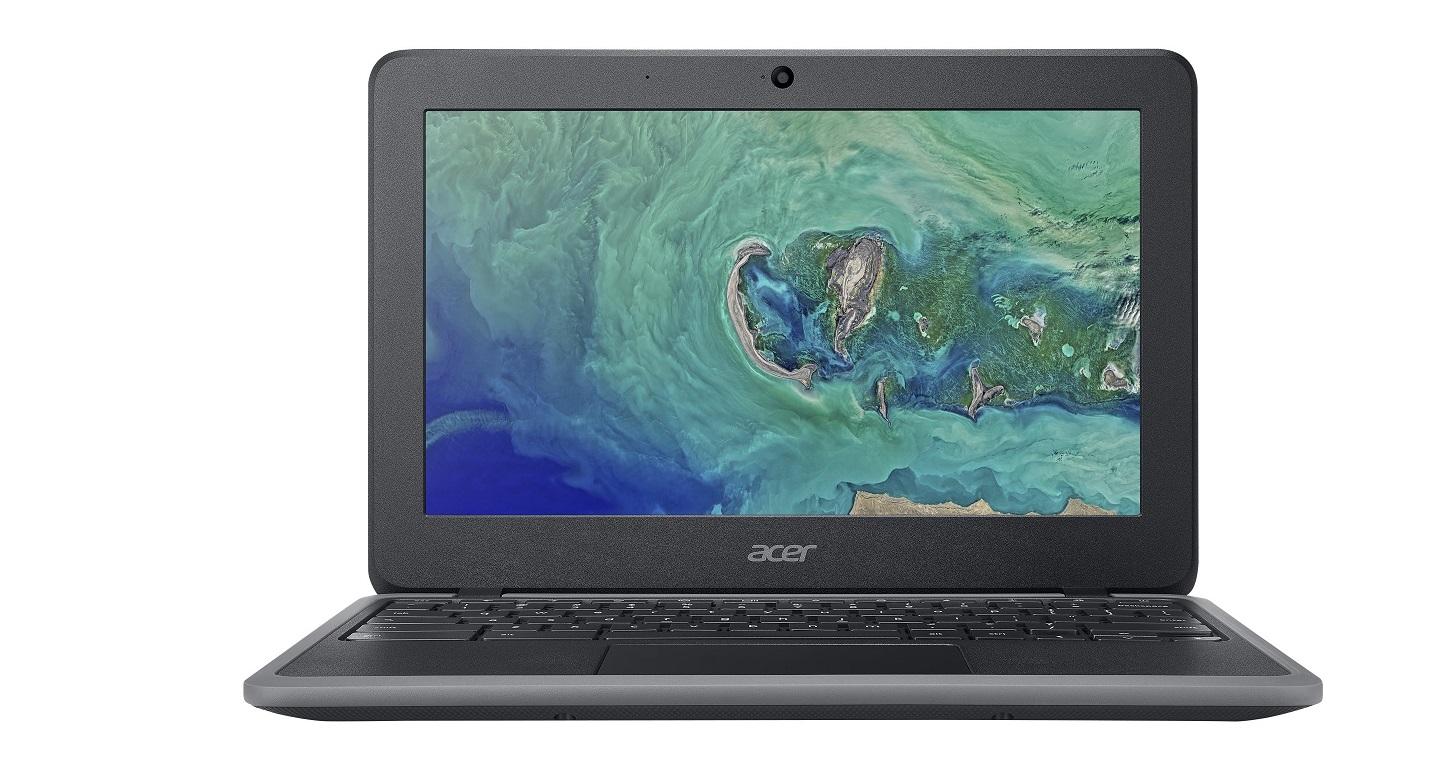 Acer Chromebook 11 C732-C6WU Intel Celeron N3350 1.1GHz 4GB 32GB WebCam 11.6 Chrome OS USB-C NX.GUKAA.001