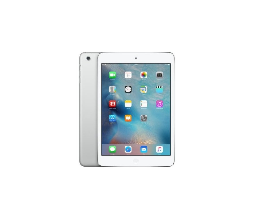 Lot of 2 Apple Ipad Mini 2 A7 16GB 5MP Silver Wi-Fi ME785LL/A Defective Sold AS IS