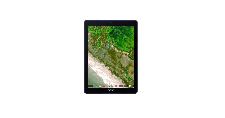 Acer D651N-K9WT Chromebook Tab 10 Arm Dual-core 4GB 32GB WebCam 9.7 Touch NX.H0BAA.001 Chrome OS
