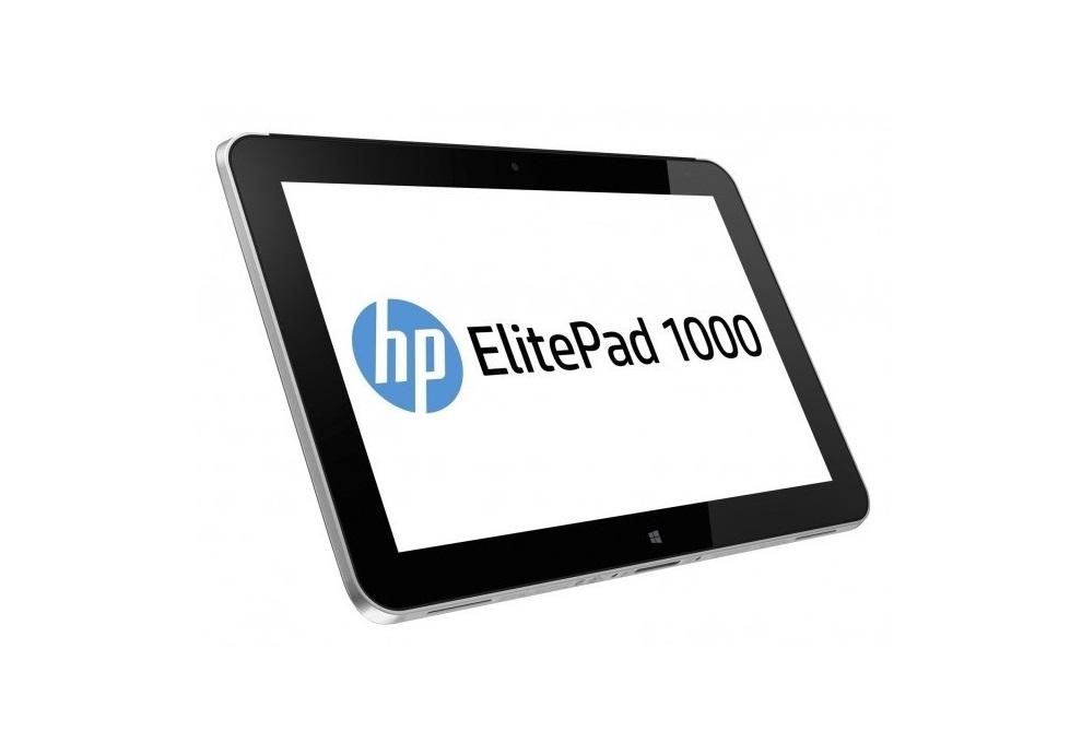 HP Elitepad 1000 G2 Intel Atom T-Z3795 1.6GHz 4GB 128GB SSD WebCam 10.1 W10P J5R86AV