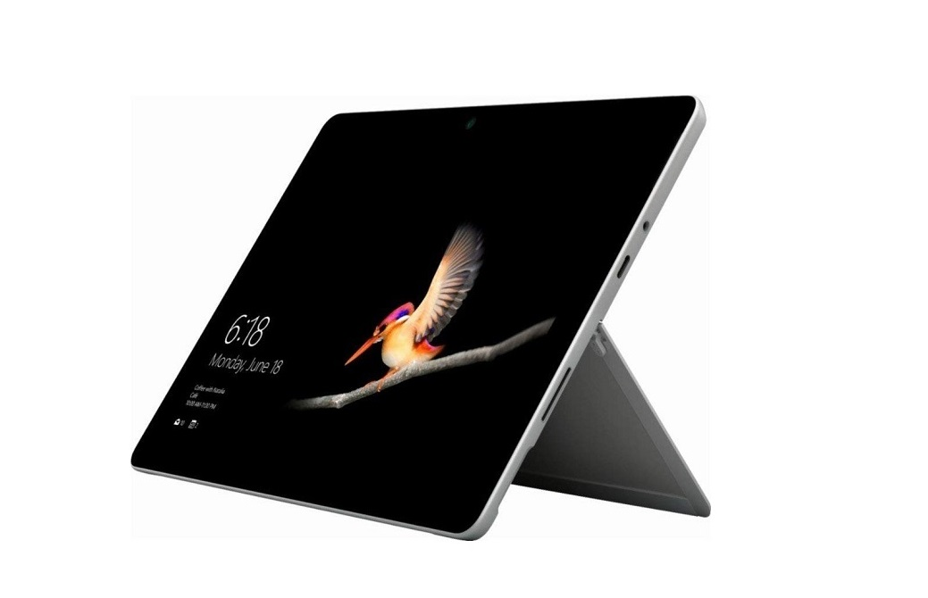 Microsoft Surface Go Intel Pentium Gold 4415Y 1.6GHz 4GB 64GB Webcam 10 Windows Pro JST-00001 For Business