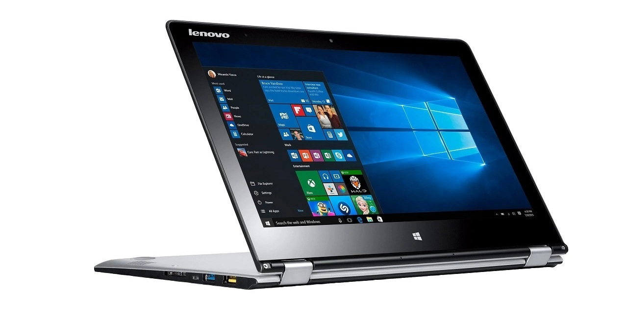 Lenovo 80QE004YUS Yoga 700 Intel Core m5 6Y54 1.1GHz 8GB 256GB WebCam 11.6 TouchScreen Windows 10 Home 80QE004YUS