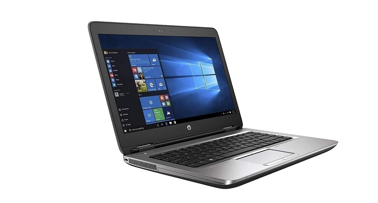 HP ProBook 640 G2 Intel Core i5-6300U 2.4GHz 8GB 256GB DVDRW WebCam 14 Windows 10 Pro 1TH95US#ABA