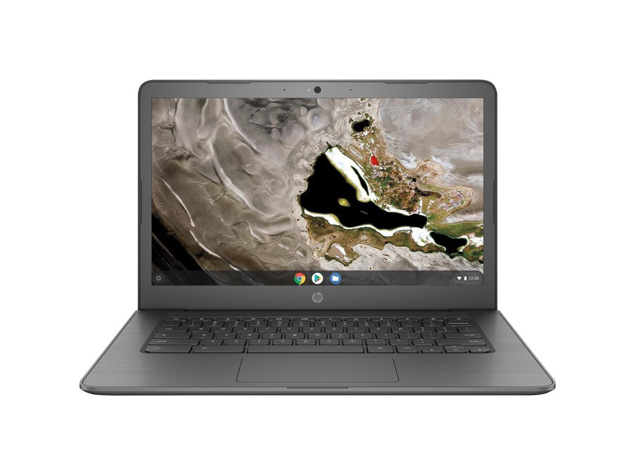 HP 14A G5 AMD A4-9120C 1.6GHz 4GB 16GB Chrome OS Chromebook 7CZ87UT#ABA