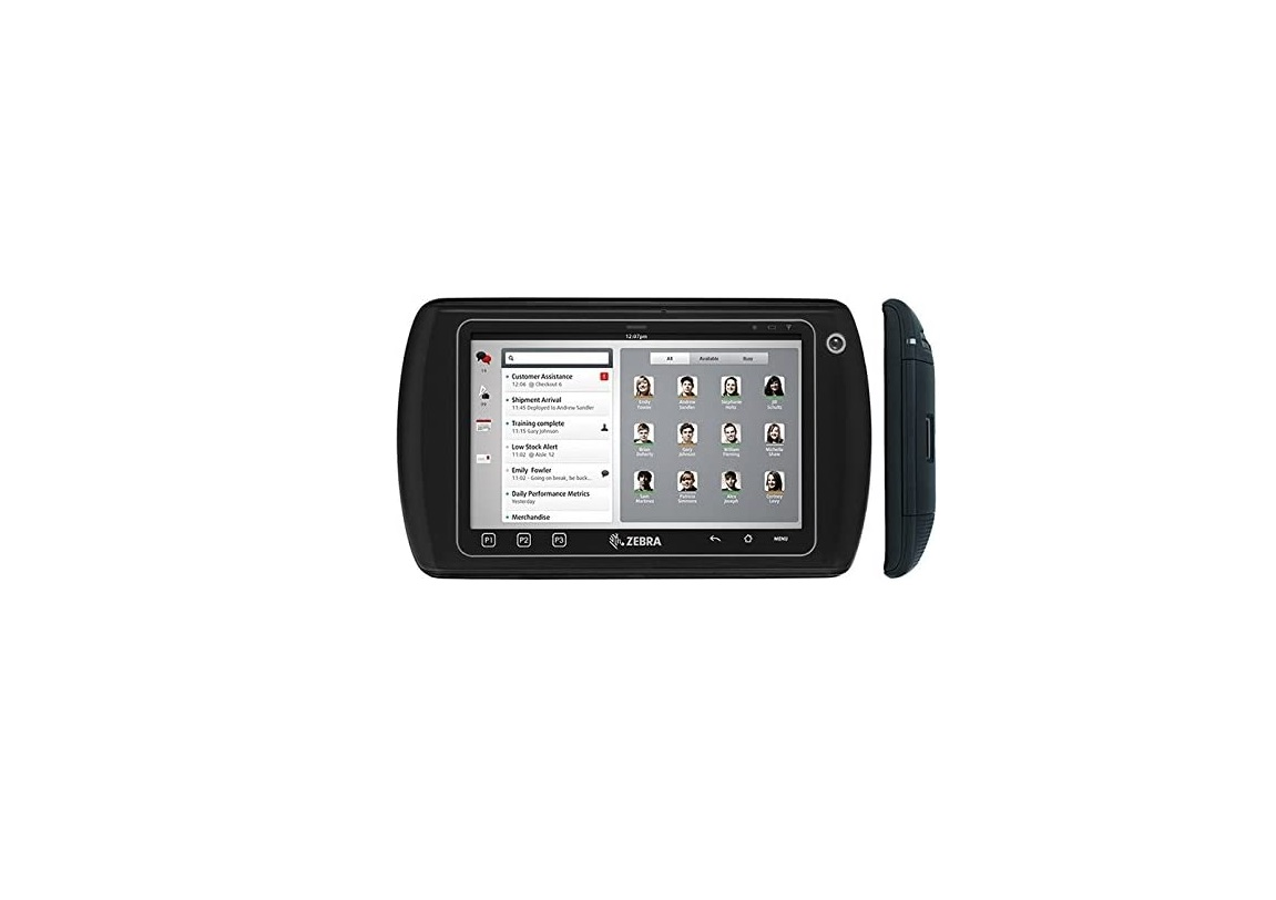 Zebra ET1 1GB 4GB 7 Android 8MP Tablet Computer ET1N0-7G2V1UUS