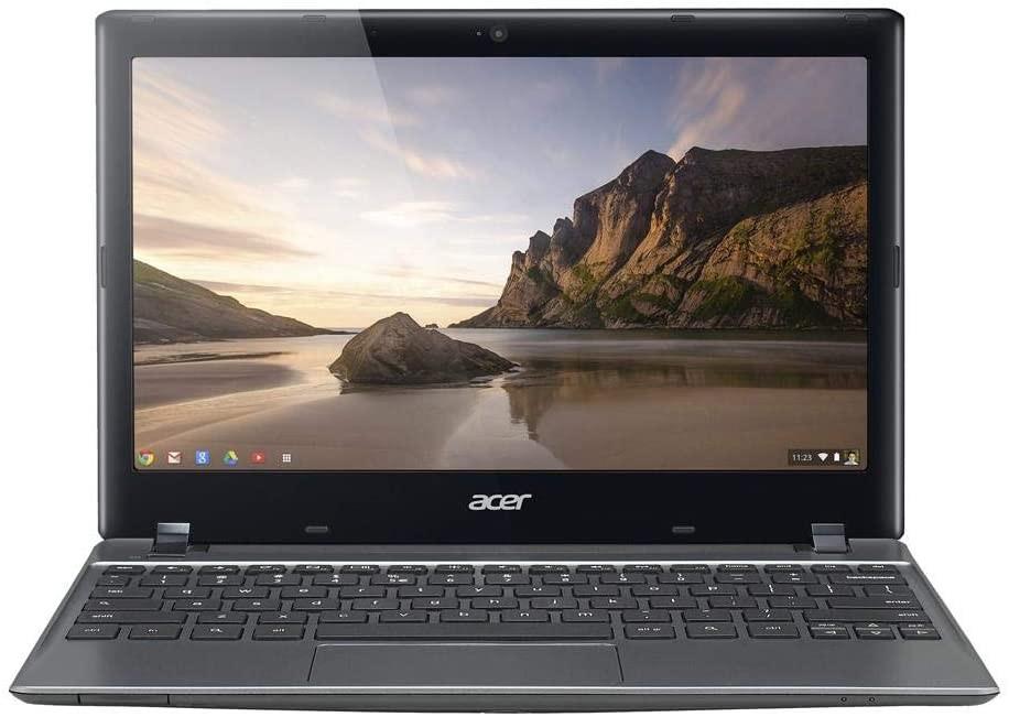 Acer Chromebook C720-2103 Intel Celeron 2955U 1.4GHz 2GB 16GB WebCam 11.6 Chrome OS NX.SHEAA.006