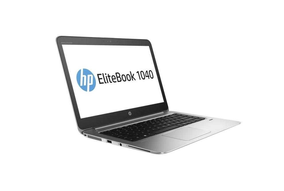 Hp Ultrabook Elitebook 1040 G3 Intel Core i5-6300U 3.0GHz 8GB 256GB 14 Webcam Windows 10 Pro V1P91UT#ABA