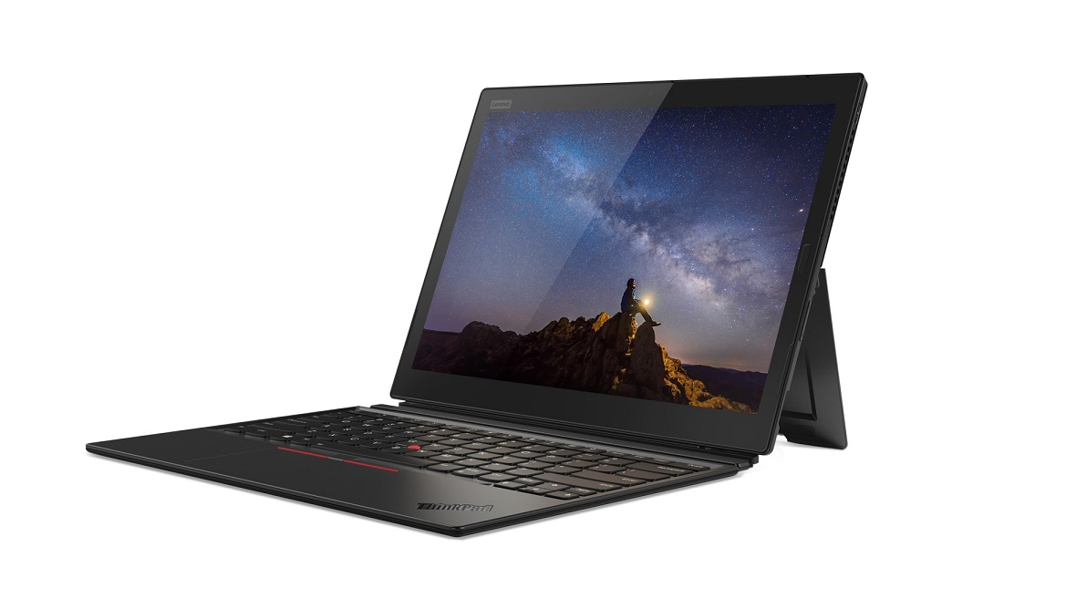 Lenovo Thinkpad X1 Tablet 2nd Gen Intel Core i5 7Y57 1.2GHz 8GB 256GB 12 With Keyboard W10P 20JCS0NX00