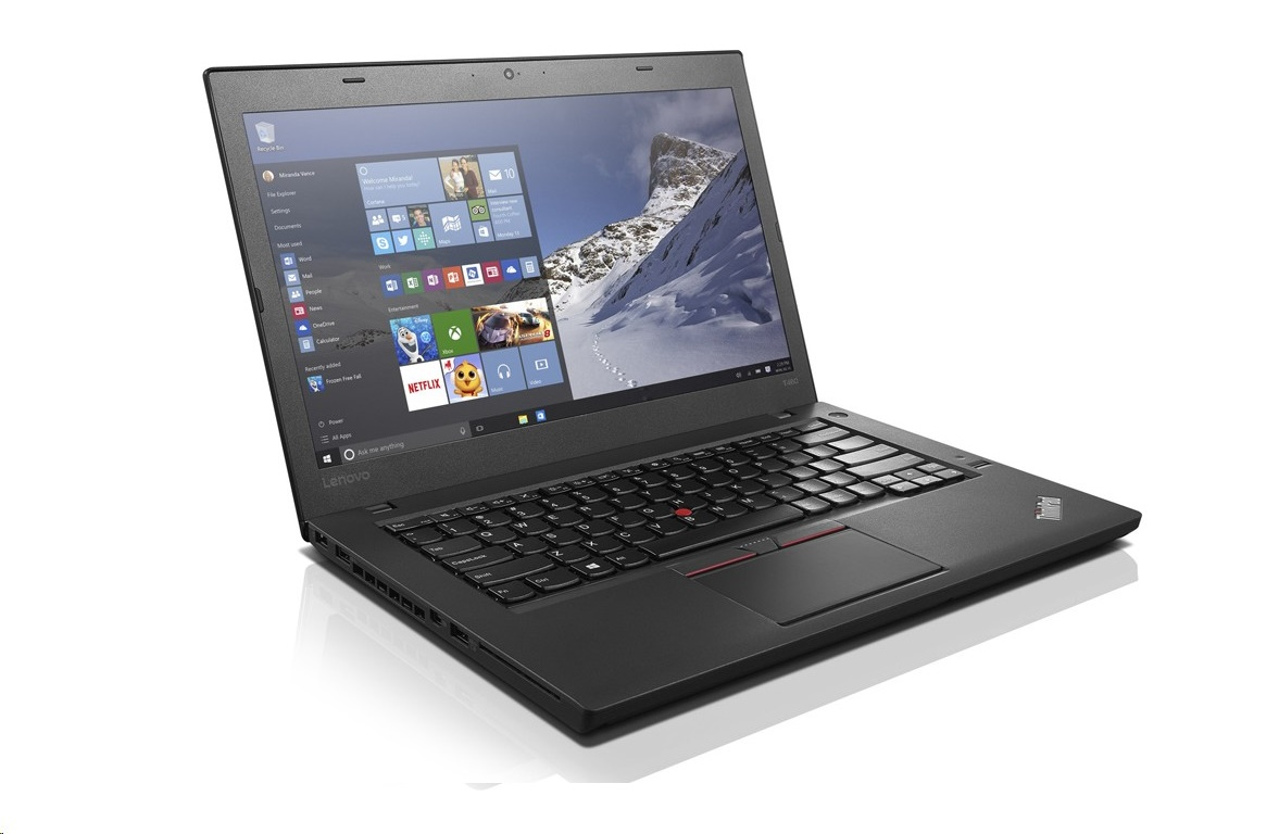 Lenovo Thinkpad T460 Intel Core i5 6200U 2.3GHz 8GB 500GB 14 Win10Pro 20FN-002SUS